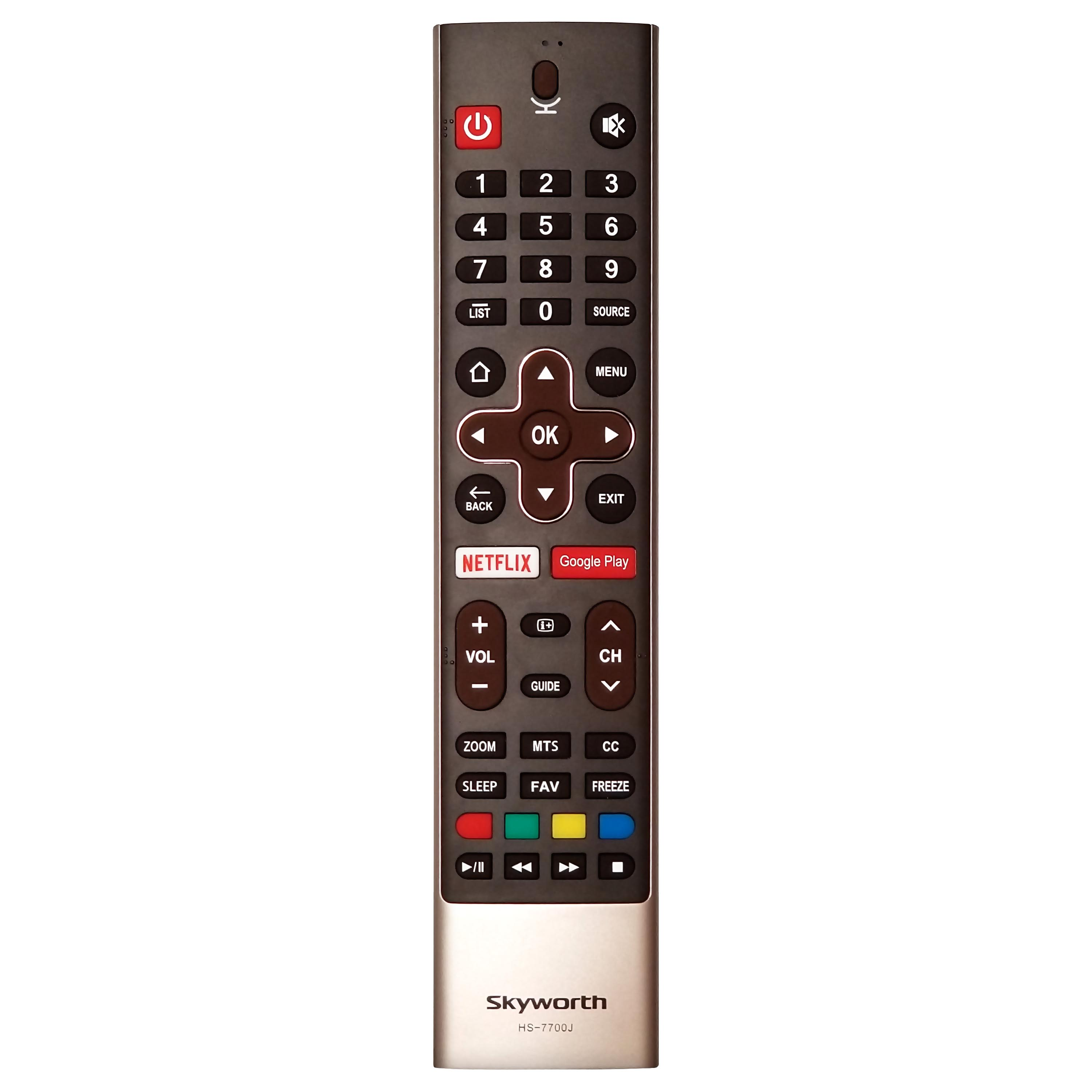 Skyworth Android Smart Remote HS-7700J-00